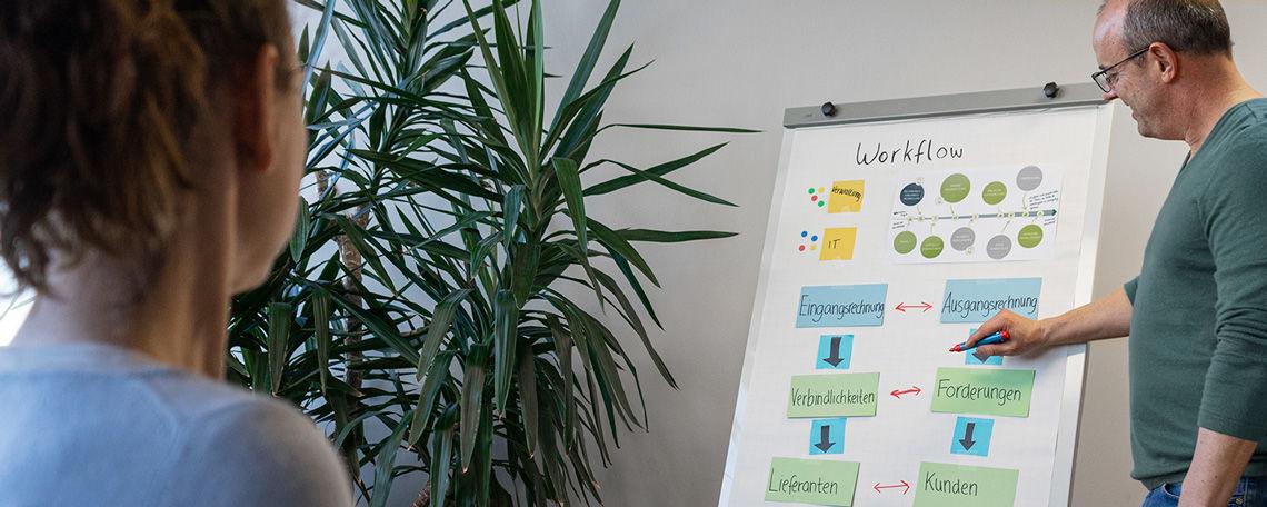 Duales Studium BWL mit Vertiefungsrichtungen Personalwirtschaft, Digital Solutions Management oder Salesmanagement (B.A.) (m/w/d) - Job Frankfurt - Stellenangebote bei HRworks