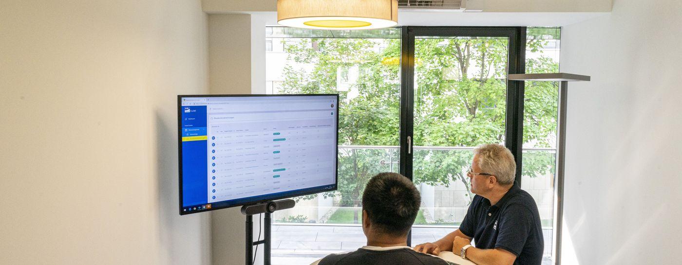 Leiter Consulting (m/w/d) - Job Frankfurt - Stellenangebote bei HRworks