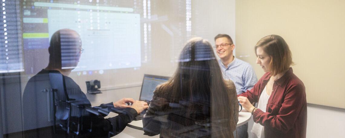 Studentische Aushilfe (m/w/d) IT Infrastruktur - Job Freiburg im Breisgau - Stellenangebote bei HRworks - Post offer form