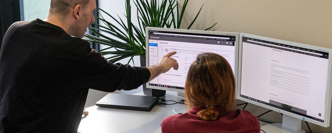 Senior Webdesigner / Mediengestalter (m/w/d) - Job Freiburg, Berlin - Stellenangebote bei HRworks - Post offer form