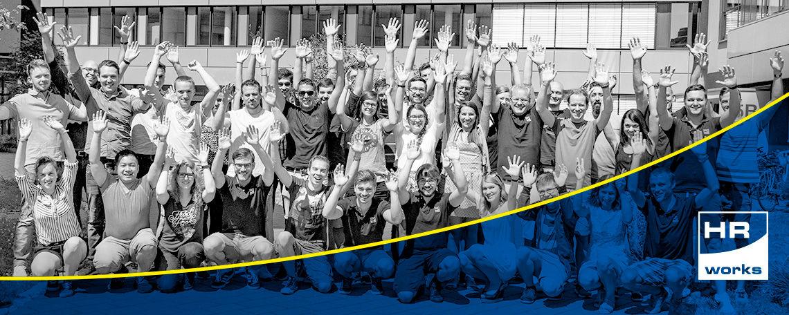 HRworks Talentnetzwerk - Job Berlin, Frankfurt, Freiburg im Breisgau - Stellenangebote bei HRworks