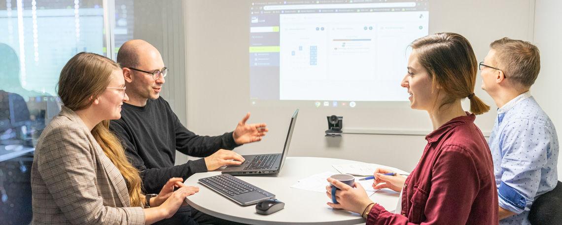 Duales Masterstudium berufsbegleitend als Junior Consultant (m/w/d) für HR Software - Job Frankfurt - Stellenangebote bei HRworks