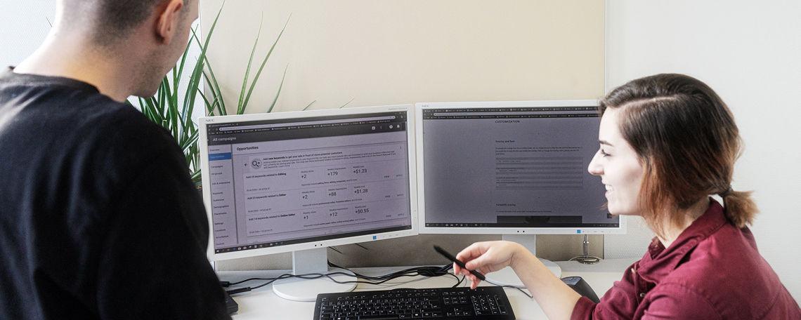 Content Marketing Manager (m/w/d) - Job Freiburg, Berlin - Stellenangebote bei HRworks - Post offer form